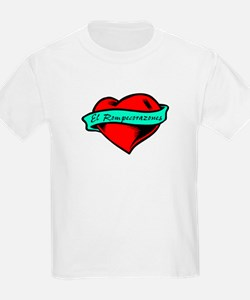Heartbreaker (Spanish Male) T-Shirt