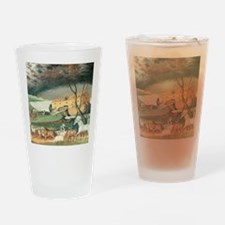 Noahs Ark Drinking Glass