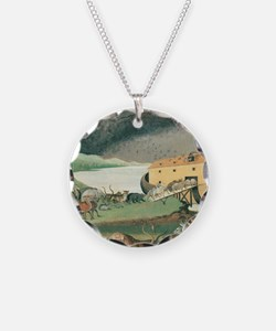 Noahs Ark Necklace