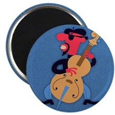 beatnik-bass-TIL Magnet
