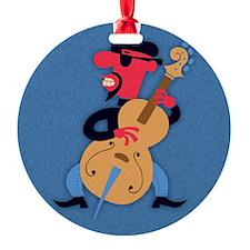 beatnik-bass-TIL Ornament