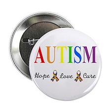 "Cute Developmental disability 2.25"" Button (10 pack)"