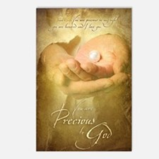 You are precious to God Postcards (Package of 8)