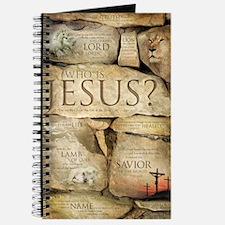 Names of Jesus Christ Journal