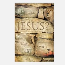 Names of Jesus Christ Postcards (Package of 8)