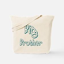 Big Brother (Teal) Tote Bag