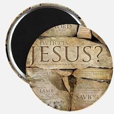 Names of Jesus Christ Magnet