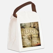 Names of Jesus Christ Canvas Lunch Bag