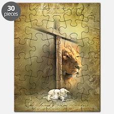 Lion of Judah, Lamb of God Puzzle