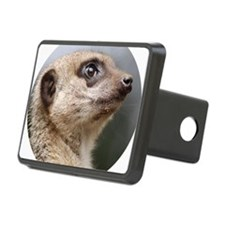Meerkat Round Cocktail Pla Hitch Cover
