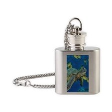 3 Flask Necklace