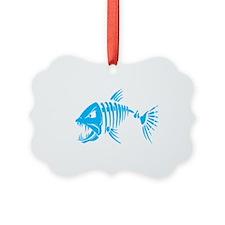Pirate fish Ornament