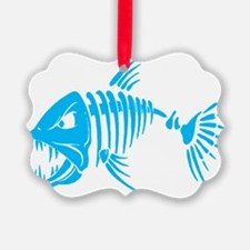 Pirate fish Ornament