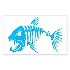 Pirate fish Decal