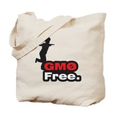 GMO Free Kid Tote Bag