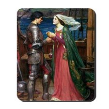 Tristan and Isolde The Potion Mousepad