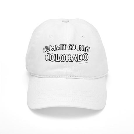 Summit County Colorado Cap