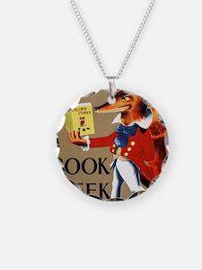 1950 Childrens Book Week Necklace