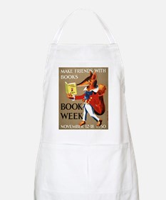 1950 Childrens Book Week Apron