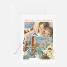 1991 Childrens Book Week Greeting Card