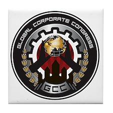 Continuum Global Corporate Congress C Tile Coaster