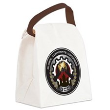 Continuum Global Corporate Congre Canvas Lunch Bag
