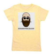 Respect the Beard! Girl's Tee