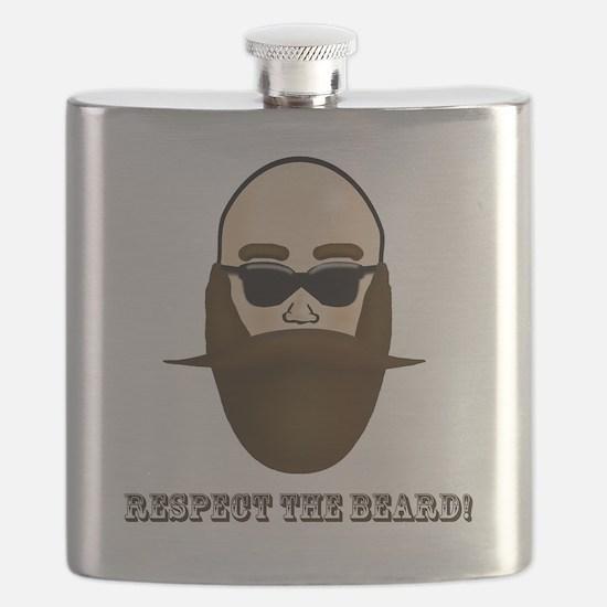 Respect the Beard! Flask