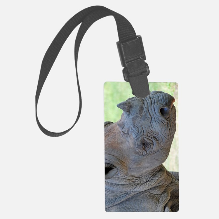 Black Rhino 3G iPhone Luggage Tag