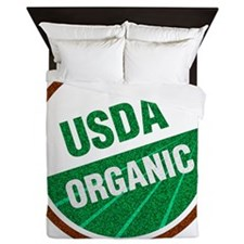 USDA Organic Queen Duvet