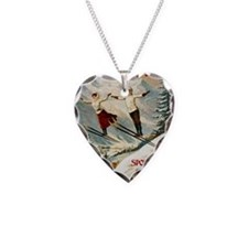 Chamonix Mont-Blanc France Necklace