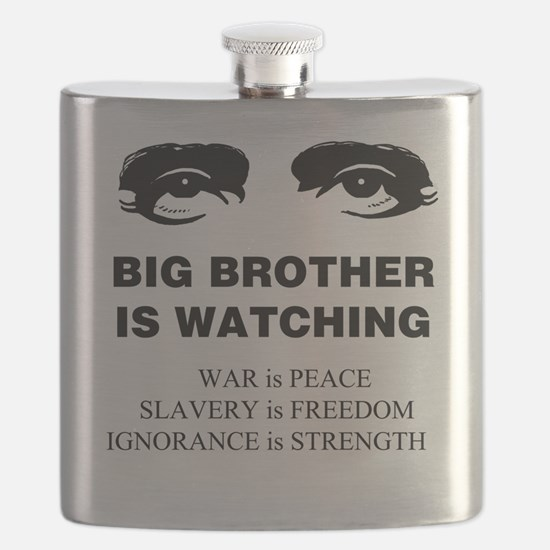 Big Brother is Watching I Flask