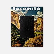 Vintage Yosemite Travel Picture Frame
