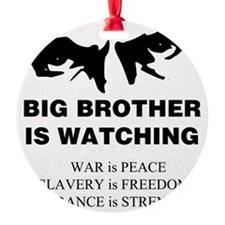 BigBrother4 Ornament