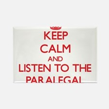 Keep Calm and Listen to the Paralegal Magnets