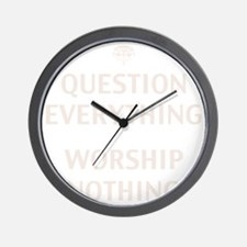 q-evrythng-DKT Wall Clock