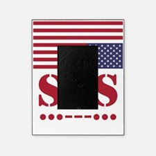 America SOS Picture Frame