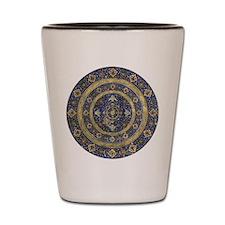 Persian Mandala Shot Glass