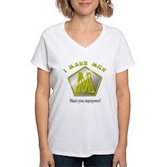 Milk Superpower Shirt
