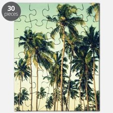 Palm Trees Puzzle