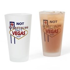 NOT Everything Stayed In Vegas Drinking Glass