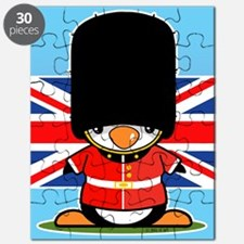 British Soldier Penguin Puzzle