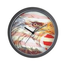 4th of july Wall Clock