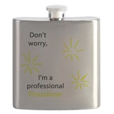 Im a professional Pizazzineer Flask