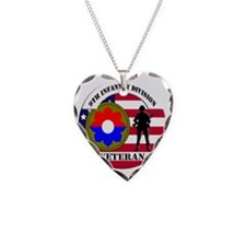 9th Infantry Division Necklace