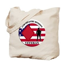 5th Infantry Division Tote Bag