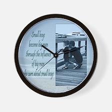 10Influence Wall Clock