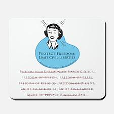 Protect Freedom Mousepad