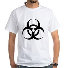 biohazard black T-Shirt