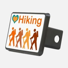 Love Hiking Hitch Cover